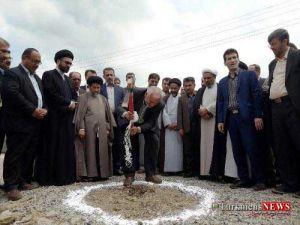 27 mordad 96 - 13 طرح عمرانی در گلستان به بهره برداری رسید