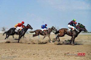 Asbdavani 23 Sh 300x200 - رقابت ۵۳ راس اسب در هفته دوازدهم کورس تابستانه بندرترکمن