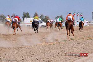 Asbdavani 30 1 T 300x200 - هفته چهارم کورس اسبدوانی تابستانه بندرترکمن برگزار شد