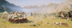 Dehly Baba 2 300x119 - قتل و عام مسلمانان در دهل بابا ترکمنستان سال 1931م