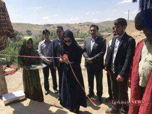 Eftetah 16 Sh 300x225 - اقامتگاه بومگردی اشکان در شهرستان رازوجرگلان افتتاح شد