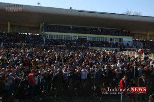 IMG 0739 300x200 - سیاست یک بام و دو هوا در اسبدوانی گنبد کاووس+تصاویر