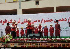Jshnvareh 20 Sh 300x209 - جشنواره بینالمللی اقوام ایران زمین در گنبدکاووس تا فردا تمدید شد