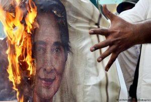 Mianmar 19 Sh 300x203 - میانمار ننگی بر دامان یک برنده جایزه صلح نوبل