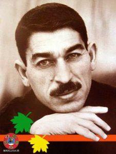 یادی از شاعر بزرگ ترکمن نازمحمد پقه