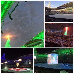 Olampic 6 Sh 300x300 - مراسم اختتامیه بازیهای آسیایی داخل سالن برگزار شد+ تصاویر