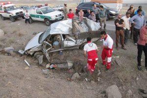 Tasadof 20 Sh 300x200 - مناقشه مسئولان خراسان شمالی بر سر آمار قربانیان حوادث جادهای