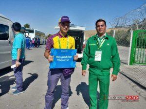 Turkmenistan 1 300x225 - تشریفات المپیکی ترکمنستان برای بازیهای داخل سالن آسیا +تصاویر