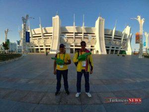Turkmenistan 11 300x225 - تشریفات المپیکی ترکمنستان برای بازیهای داخل سالن آسیا +تصاویر