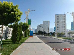 Turkmenistan 2 300x225 - تشریفات المپیکی ترکمنستان برای بازیهای داخل سالن آسیا +تصاویر