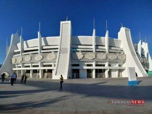 Turkmenistan 4 300x225 - تشریفات المپیکی ترکمنستان برای بازیهای داخل سالن آسیا +تصاویر