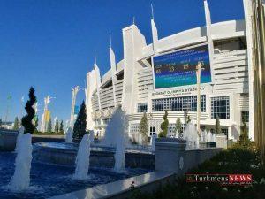 Turkmenistan 5 300x225 - تشریفات المپیکی ترکمنستان برای بازیهای داخل سالن آسیا +تصاویر