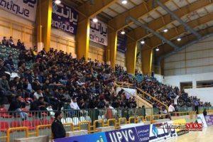 VolleyBoll 13 2 Sh 300x200 - خطر پایان ۲۵سال حضور گنبد در لیگ برتر/پایتخت والیبال در آستانه سقوط
