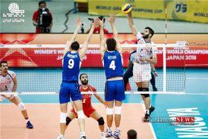 VolleyBoll 22 1 Sh 300x200 - تیم ملی والیبال ایران در نخستین مسابقه خود در جام قهرمانان والیبال جهان ایتالیا را شکست داد