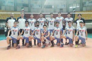 VolleyBoll 23 Sh 300x200 - تیم ارس گلستان مقام سوم والیبال جوانان کشور را کسب کرد