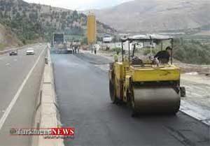 asfalt 29sh 300x209 - آسفالت ۱۰۰ کیلومتر محور ارتباطی استان گلستان انجام شد