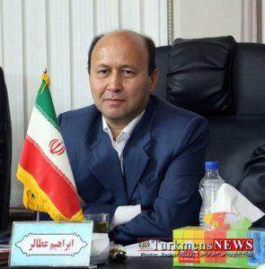 atalar ebrahim TN 3 295x300 - تقدیر و تشکر رئیس شورای اسلامی دوره چهارم از مردم فهیم و قدرشناس گنبد کاووس