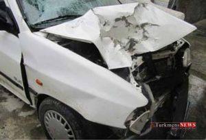 golestanema30 300x204 - مرگ موتور سوار در تصادف با پراید در مراوه تپه