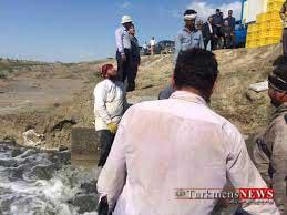 gomishan 29sh - تعطیل احداث کانال آبرسان جدید طرح توسعه پرورش میگوی گُمیشان از خزر