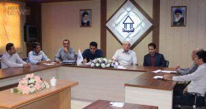 gozaresh 6sh 300x159 - نخستین نشست شورای آموزشی زبان و ادبیات ترکمنی در موسسه آموزش عالی شمس گنبد