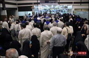 hojaj 2sh 300x198 - حجاج بیتالله الحرام در فرودگاه بینالمللی گرگان سرگردان هستند