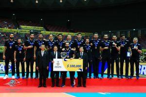 iTNaNews voleyball 300x200 - فرهاد قائمی به همراه تیم ملی اولین مدال برنز جهانی را در والیبال کسب کردند