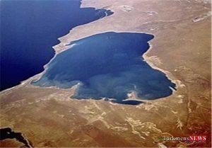 po2 3m 300x209 - ترکمنستان در باریکه خلیج «قَرَهبُغاز» در دریای خزر پل میسازد+تصاویر