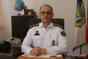 polis 1m 300x201 - خودروی رانندگان سرویسهای غیرمجاز مدارس در استان گلستان توقیف میشوند