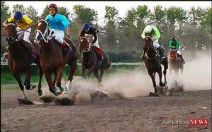 savarkari1 30sh 300x187 - 77راس اسب در هفته سیزدهم و قهرمانی کورس تابستانه بندرترکمن شرکت می کنند