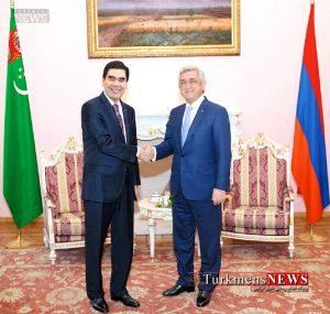 turkmenistan1 7sh 300x285 - پایه و بنیه حقوقی مناسبات بین ترکمنستان و ارمنستان گسترش مییابد