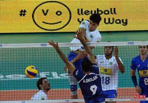 valibal 5m 300x209 - تیم والیبال ایرانیان گنبد به مصاف شهرداری ارومیه می رود